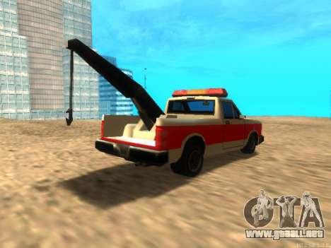 Nuevo Remolque (Bobcat) para la visión correcta GTA San Andreas