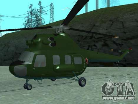 Mi 2 militares para GTA San Andreas left