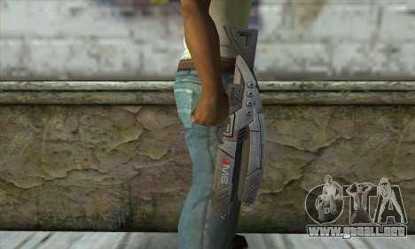 Avenger para GTA San Andreas tercera pantalla