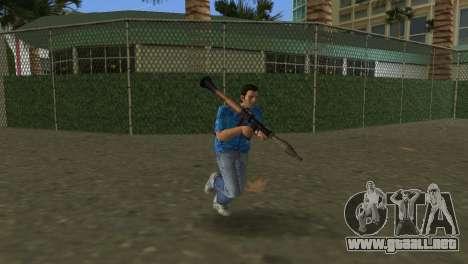 Ruskin RPG-7 para GTA Vice City segunda pantalla