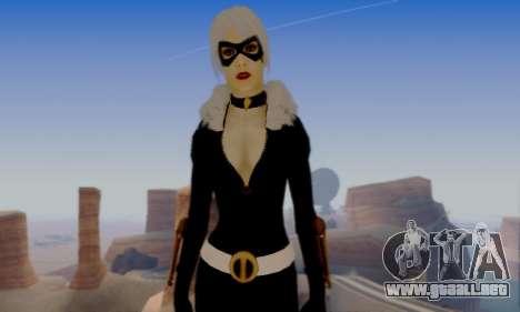 Catwoman para GTA San Andreas sexta pantalla
