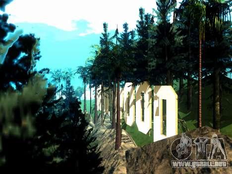 New Vinewood Realistic para GTA San Andreas tercera pantalla