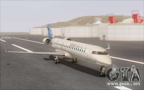 Garuda Indonesia Bombardier CRJ-700 para GTA San Andreas