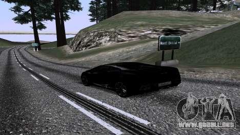 New Roads v2.0 para GTA San Andreas sexta pantalla