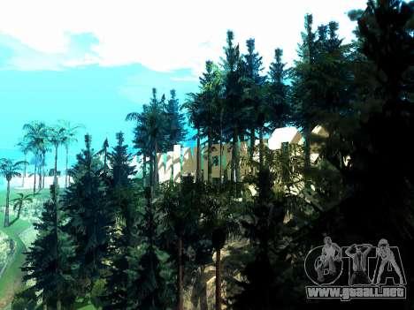New Vinewood Realistic para GTA San Andreas segunda pantalla
