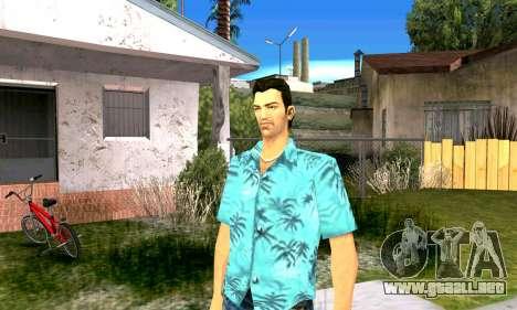 El sonido de GTA IV, cuando la misión se ha comp para GTA Vice City