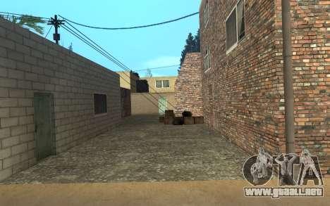 RoSA Project v1.3 Countryside para GTA San Andreas décimo de pantalla
