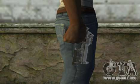 M9A1 From COD: Ghosts para GTA San Andreas tercera pantalla
