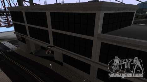 Nuevas texturas de la policía de san francisco para GTA San Andreas tercera pantalla