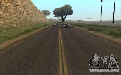 RoSA Project v1.3 Countryside para GTA San Andreas segunda pantalla