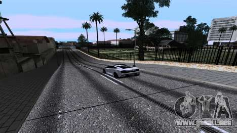New Roads v2.0 para GTA San Andreas twelth pantalla