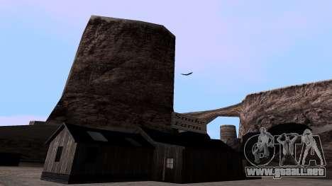 Actualizado granja de serpientes para GTA San Andreas