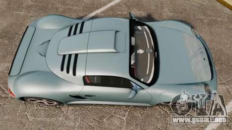 Ruf CTR3 para GTA 4 visión correcta