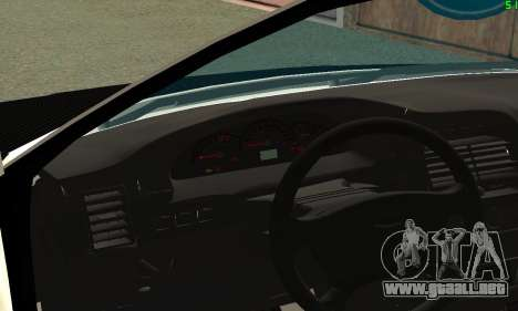 VAZ-21123 TURBO-Serpiente para vista lateral GTA San Andreas