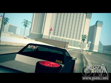 Elegy P1kachuxa Private para GTA San Andreas left