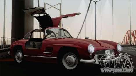 Mercedes-Benz 300SL 1955 para GTA San Andreas