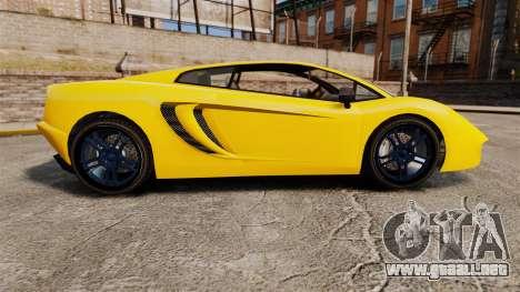 GTA V Pagassi Vacca para GTA 4 left