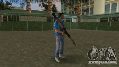 Ruskin RPG-7 para GTA Vice City