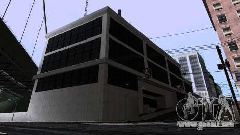 Nuevas texturas de la policía de san francisco para GTA San Andreas segunda pantalla