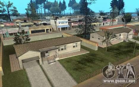 RoSA Project v1.3 Countryside para GTA San Andreas sexta pantalla