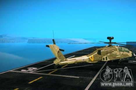 Light ENBSeries para GTA San Andreas sexta pantalla