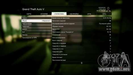 GTA 5 Guardar GTA 5 100% y más de 1 mil millones de PS segunda captura de pantalla