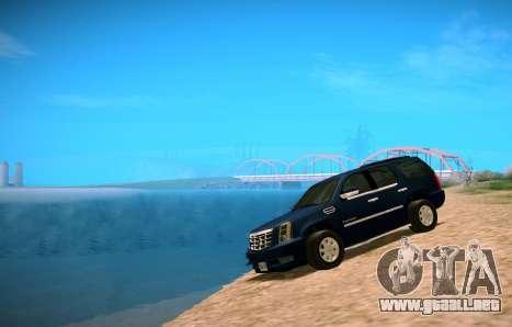 Light ENBSeries para GTA San Andreas séptima pantalla