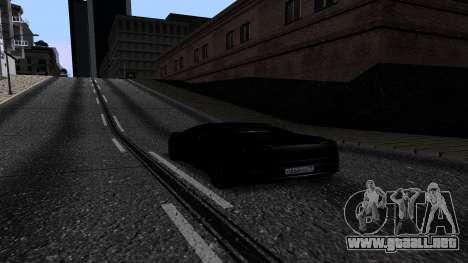 New Roads v2.0 para GTA San Andreas tercera pantalla