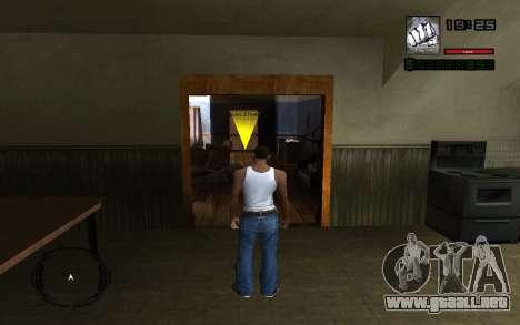 C-HUD by Smoke para GTA San Andreas