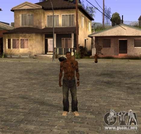 Nuevos jeans para CJ para GTA San Andreas