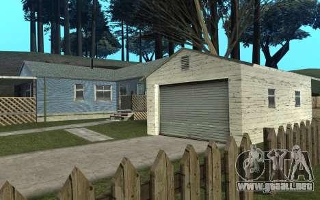 RoSA Project v1.3 Countryside para GTA San Andreas séptima pantalla