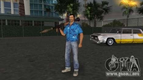 Ruskin RPG-7 para GTA Vice City tercera pantalla