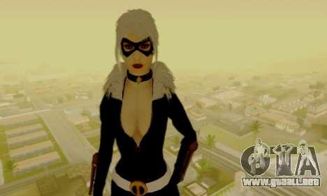 Catwoman para GTA San Andreas tercera pantalla