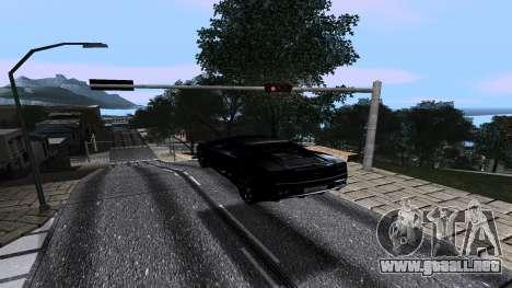 New Roads v2.0 para GTA San Andreas segunda pantalla