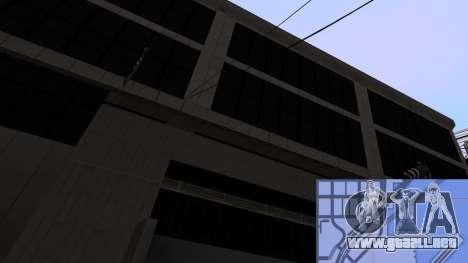 Nuevas texturas de la policía de san francisco para GTA San Andreas sexta pantalla