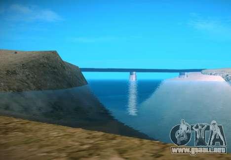 Light ENBSeries para GTA San Andreas quinta pantalla