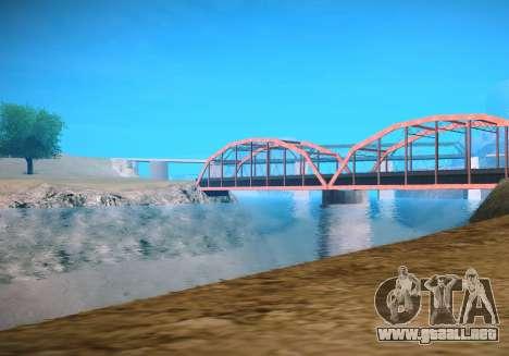 Light ENBSeries para GTA San Andreas sucesivamente de pantalla