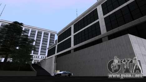 Nuevas texturas de la policía de san francisco para GTA San Andreas sucesivamente de pantalla