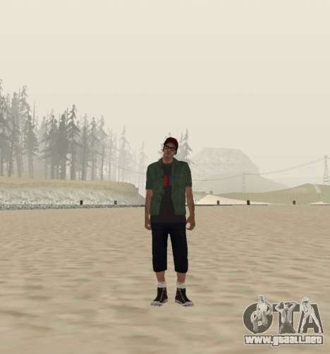 New Zero para GTA San Andreas