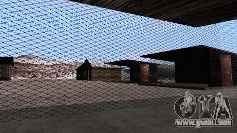 Actualizado granja de serpientes para GTA San Andreas tercera pantalla
