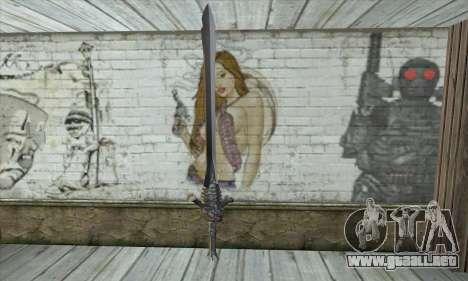 DMC 4 Rebelion para GTA San Andreas