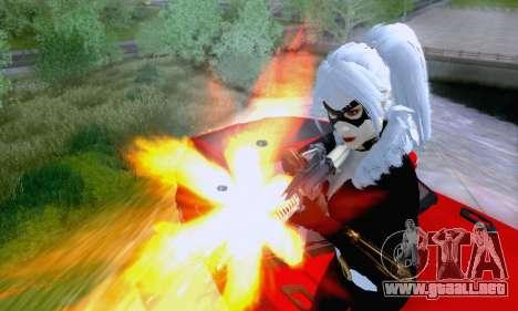 Catwoman para GTA San Andreas séptima pantalla