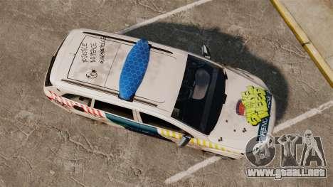 Audi Q7 FCK PLC [ELS] para GTA 4 visión correcta