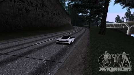 New Roads v2.0 para GTA San Andreas novena de pantalla