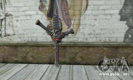 DMC 4 Rebelion para GTA San Andreas segunda pantalla