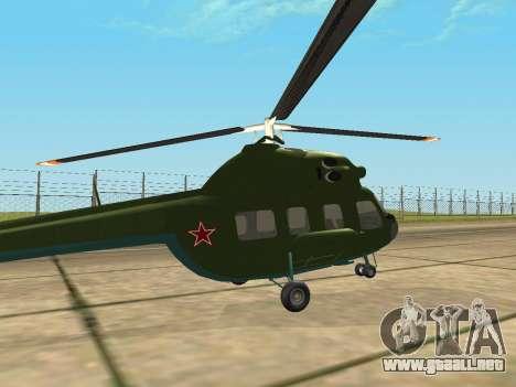 Mi 2 militares para la visión correcta GTA San Andreas