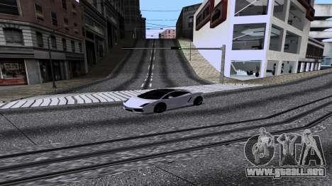 New Roads v2.0 para GTA San Andreas séptima pantalla