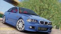 BMW M3 E46 2002 para GTA San Andreas