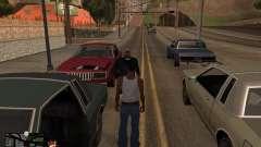 C-HUD By Stafford para GTA San Andreas
