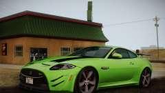 Jaguar XKR-S GT 2013